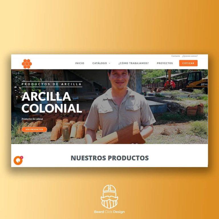 arcillacolonial.com