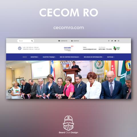 web design post cecomro